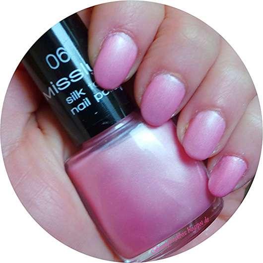 Misslyn silk touch nail polish, Farbe: 06 ballet (LE)