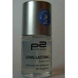 Produktbild zu p2 cosmetics Long Lasting Base Coat