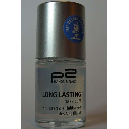 p2 Long Lasting Base Coat