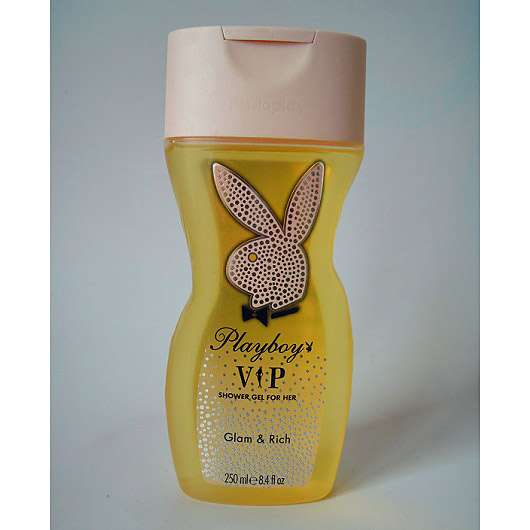 Playboy VIP Shower Gel For Her Glam & Rich