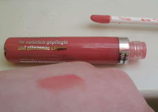 Alterra Lipgloss, Farbe: 15 Soft Red