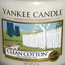 Yankee Candle Clean Cotton Housewarmer