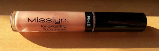 Misslyn long-lasting lip booster, Farbe: 86 shiny perfect nude