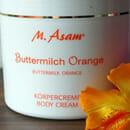 M. Asam Buttermilch Orange Körpercreme