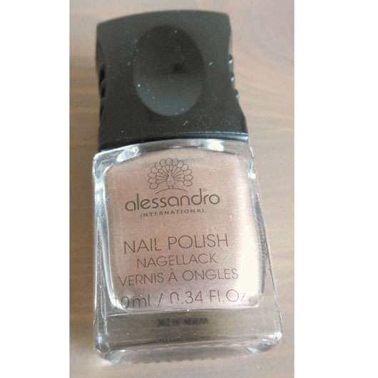 alessandro International Nail Polish, Farbe: 171 Brown Metallic