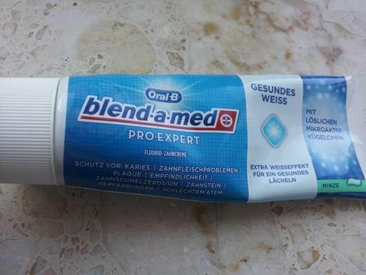 <strong>blend-a-med</strong> Pro Expert Zahncreme