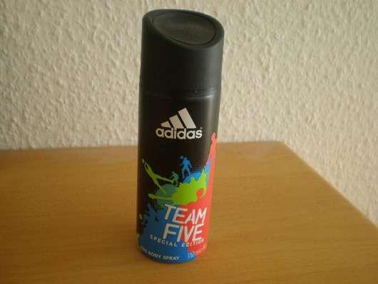 <strong>adidas</strong> Team Five Deo Body Spray (LE)