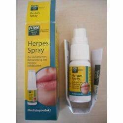 Produktbild zu FITNE Herpes Spray