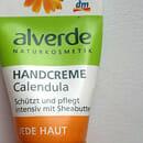 alverde Handcreme Calendula