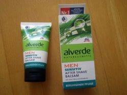 Produktbild zu alverde Men Sensitiv After Shave Balsam