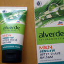 alverde Men Sensitiv After Shave Balsam