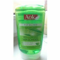 Produktbild zu Aok Pur Balance Regulierendes Waschgel