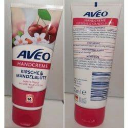 Produktbild zu AVEO Handcreme Kirsche & Mandelblüte