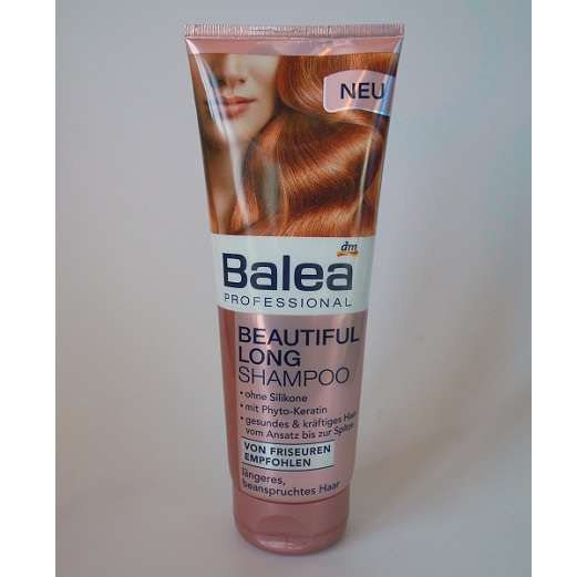 Balea Professional Beautiful Long Shampoo