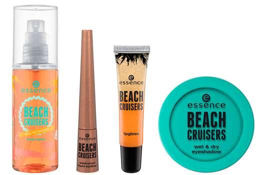 "essence trend edition ""beach cruisers"""