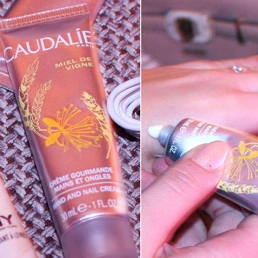 <strong>Caudalie</strong> Miel De Vigne Hand And Nail Cream (LE)