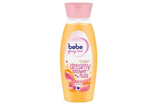 bebe Young Care® dreamy shower fluid