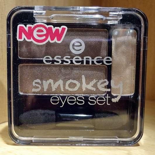 essence smokey eyes set, Farbe: 02 smokey day