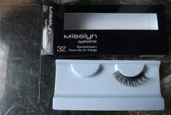 Produktbild zu Misslyn Eyelashes – No.: 32