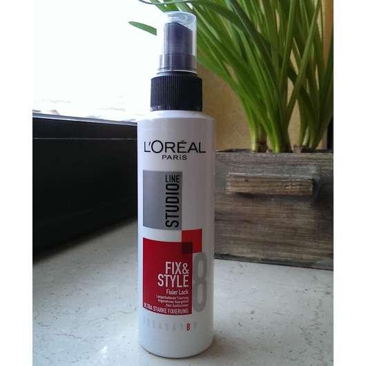 L'Oréal Paris Studio Line Fix & Style Fixier Lack