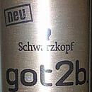 Schwarzkopf got2b Hochkaräter Volumen + Glanz Creme Mousse