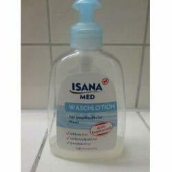 Produktbild zu ISANA MED Waschlotion für empfindliche Haut