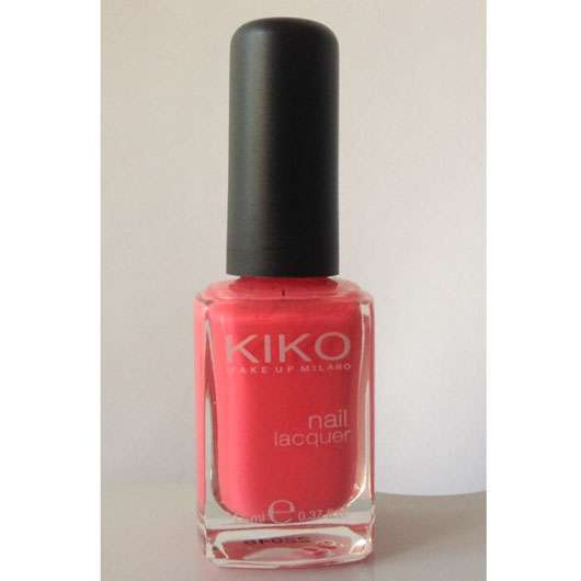 KIKO nail lacquer, Farbe: 360 Strawberry Pink