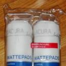 Lacura Body Duo-Wattepads (2 x 100 Stück)