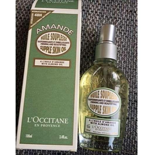 L'Occitane Mandel Straffendes Körperöl