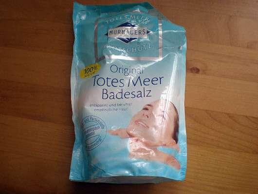 <strong>Murnauers</strong> Original Totes Meer Badesalz