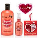 I love… Sugared Pomegranate Limited Edition