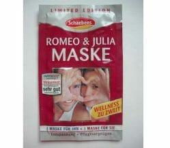 Produktbild zu Schaebens Romeo & Julia Maske (LE)