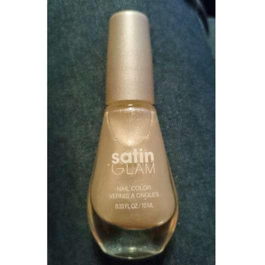 Sally Hansen Satin Glam Nail Color, Farbe: 02 Crystalline (LE)