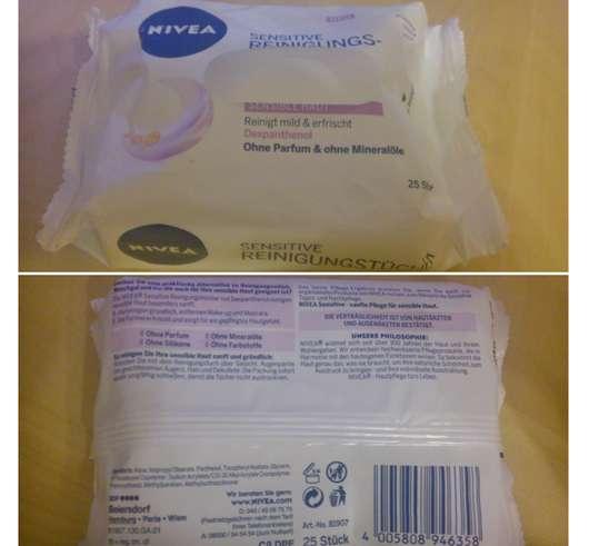NIVEA Sensitive Reinigungstücher