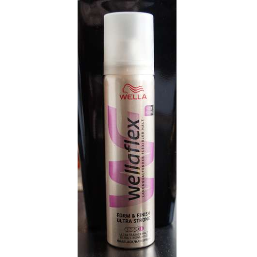 <strong>wellaflex</strong> Form & Finish Ultra Strong Haarlack