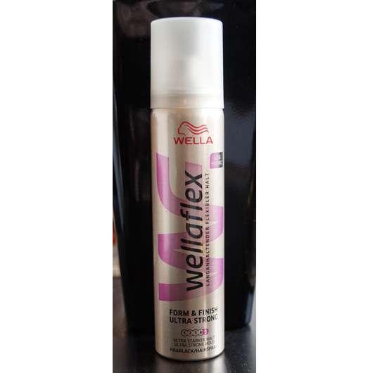 wellaflex Form & Finish Ultra Strong Haarlack