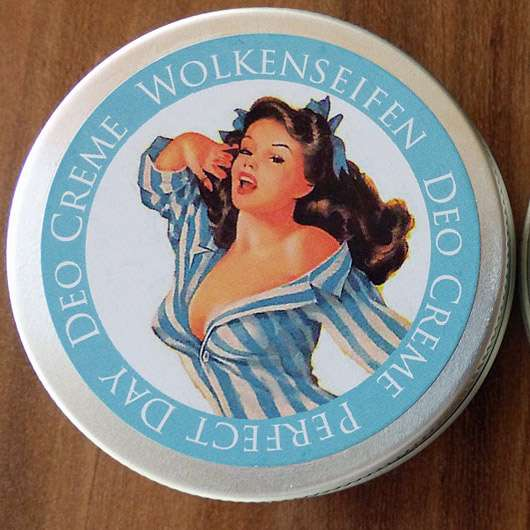 <strong>Wolkenseifen</strong> Deo Creme Perfect Day