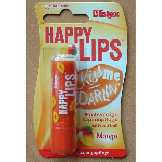 <strong>Blistex</strong> Happy Lips Mango
