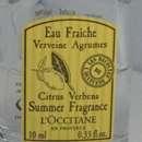 L'Occitane Sommer-Verbene Eau Fraîche