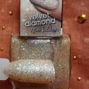 Misslyn Velvet Diamond Nail Polish, Farbe: 52 crushed silk (LE)