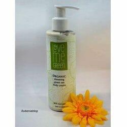 Produktbild zu Love Me Green Organic Slimming Green Tea Body Cream