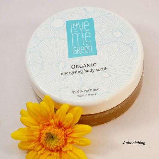 Love Me Green Organic Energising Body Scrub