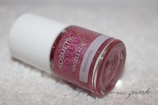 <strong>Kosmetik Kosmo</strong> Nagellack Glitter Holo - Farbe: Barbierella