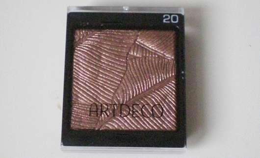 ARTDECO Art Couture Eyeshadow, Farbe: 20 golden earth (LE)
