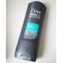 Produktbild zu Dove Men + Care Aqua Impact Pflegedusche für Gesicht und Körper
