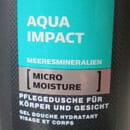 Dove Men + Care Aqua Impact Pflegedusche für Gesicht und Körper