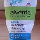 alverde Aqua Waschgel Meeresalge