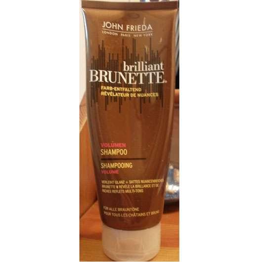 John Frieda Brilliant Brunette Volumen Shampoo