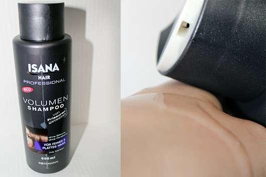 Isana Hair Professional Volumen Shampoo (feines & plattes Haar)
