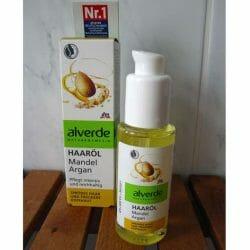 Produktbild zu alverde Naturkosmetik Haaröl Mandel Argan